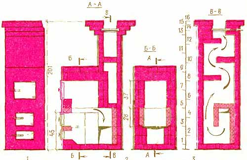 10. 25х12,3х6,5. Порядовки для печей и каминов. топочная. обычная, м.куб. обычный.